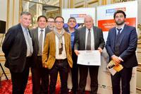 Prix territoria La Folie 2016 (Agrandir l'image).